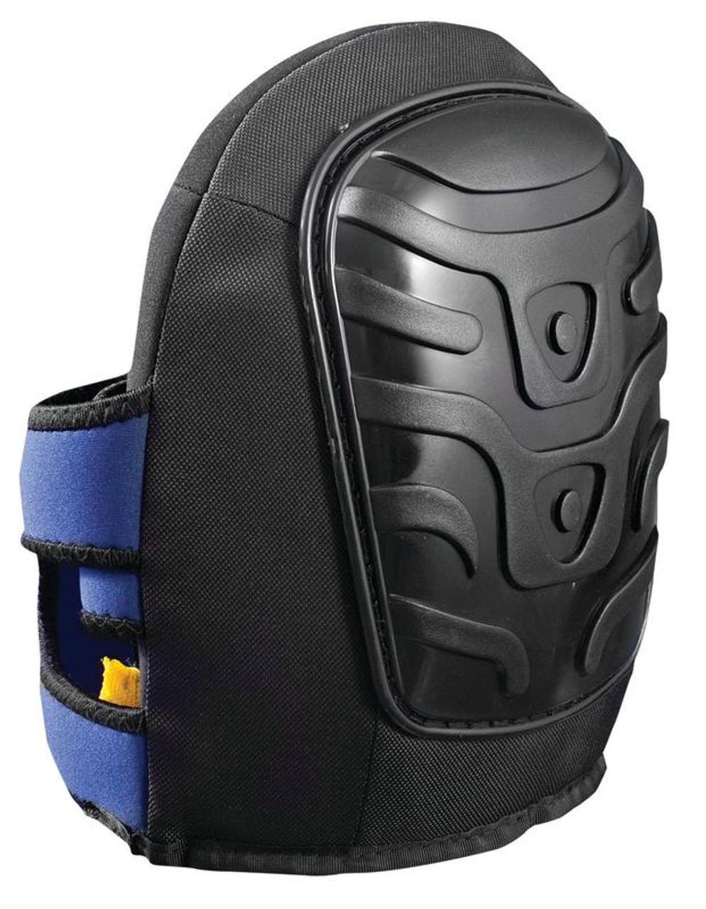 Occunomix 122 Knee Pads with Premium Flat Cap Gel with a Clear Soft PVC Cap