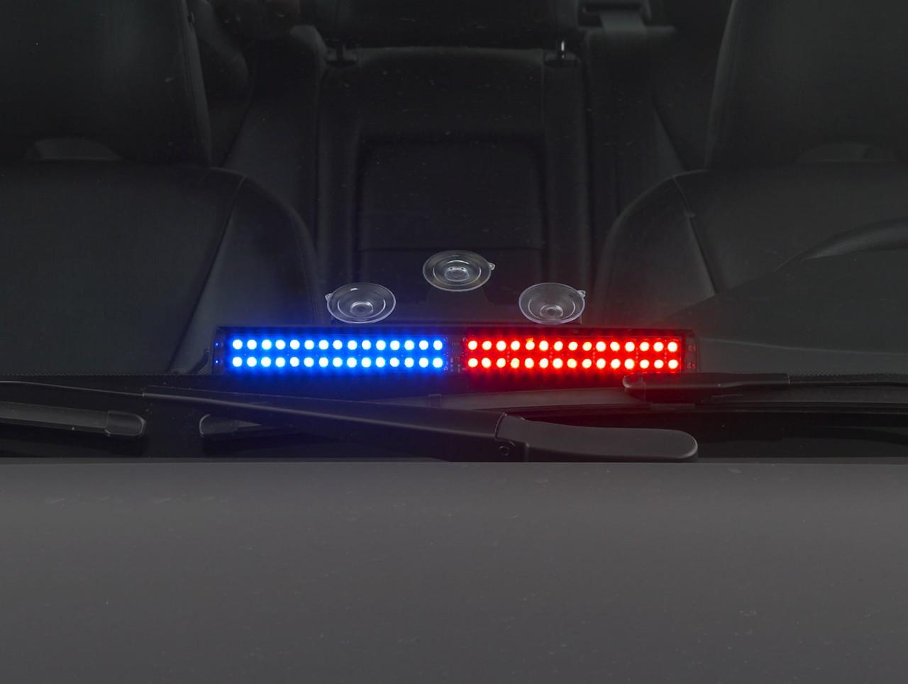 Whelen Slim Miser LED Dash Deck Light