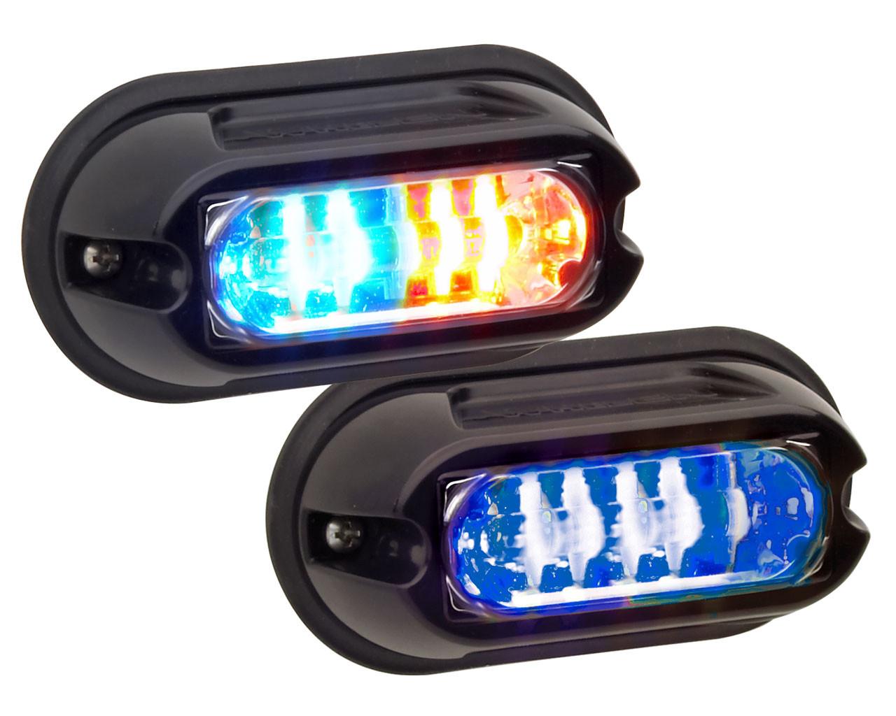 Whelen LINZ6 LED Flush Surface Mount Light Head