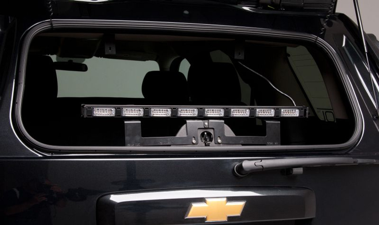 Whelen LED Traffic Advisor TADP8 Eight LED Light Arrow Stick