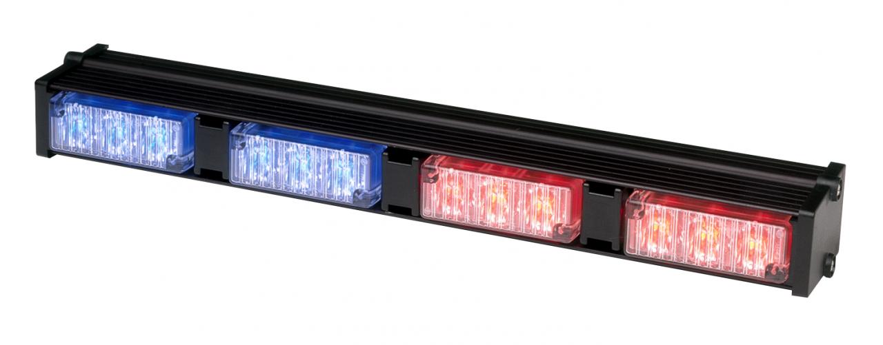 Whelen Dominator D4 Four LED Light Stick
