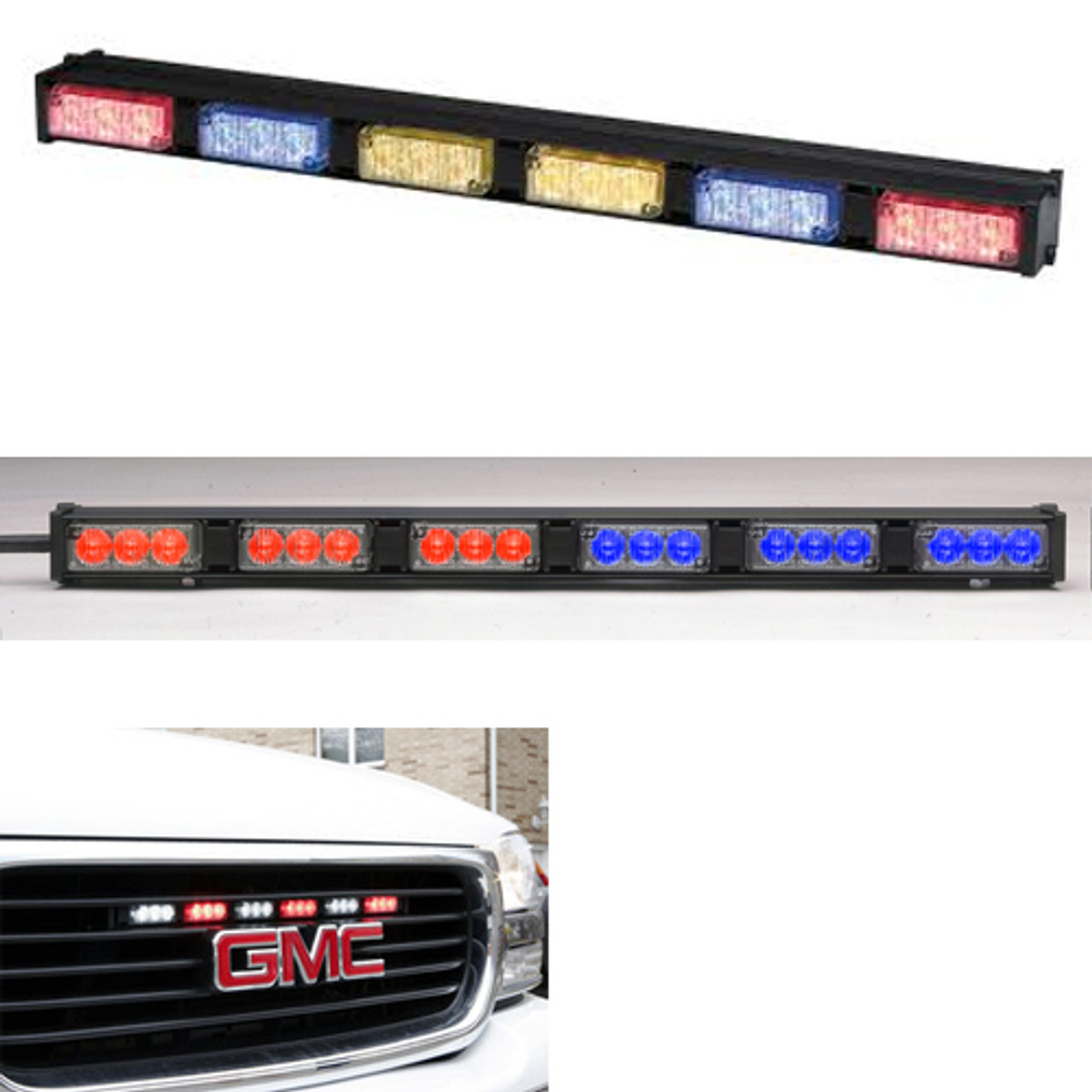 Whelen Dominator D6 Six LED