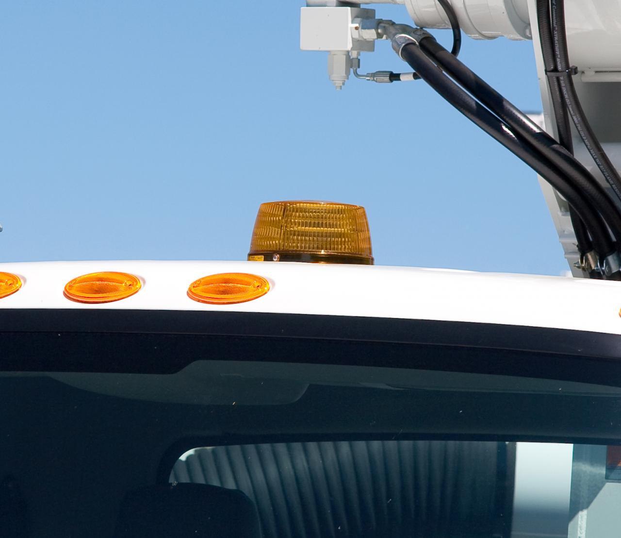 Whelen L31 LED Beacon Heavy Duty