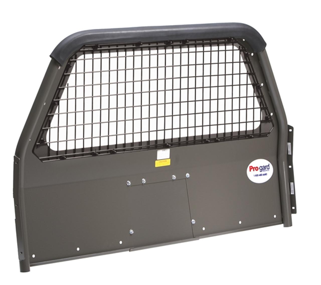 Caprice Police Prisoner Transport Partition Cage by Progard