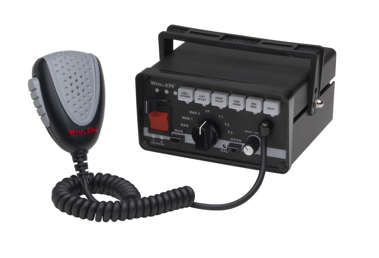 whelen 295slsa6 siren and light controller Whelen Lights Diagram