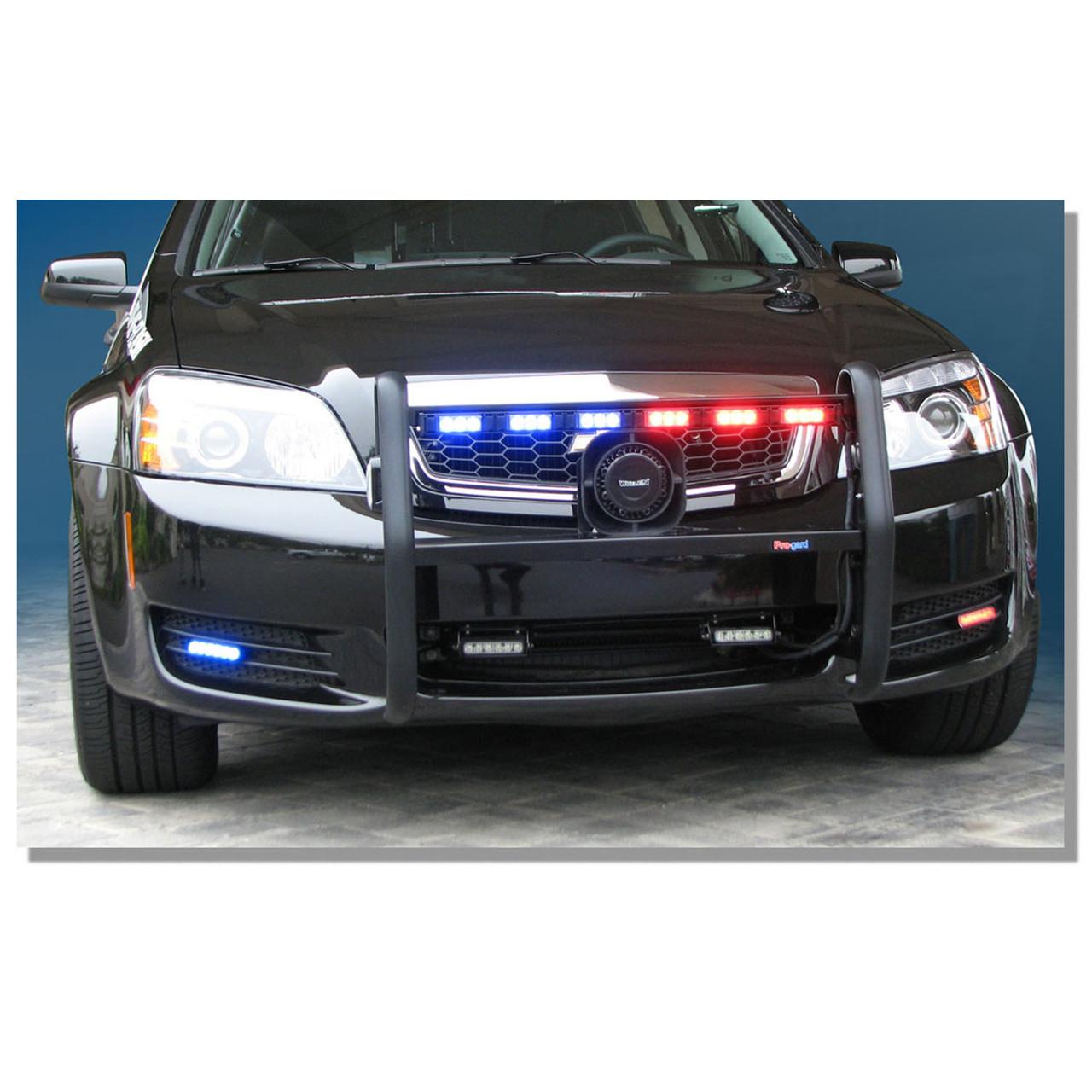 Caprice Police Push Bumper Grill Guard by Progard