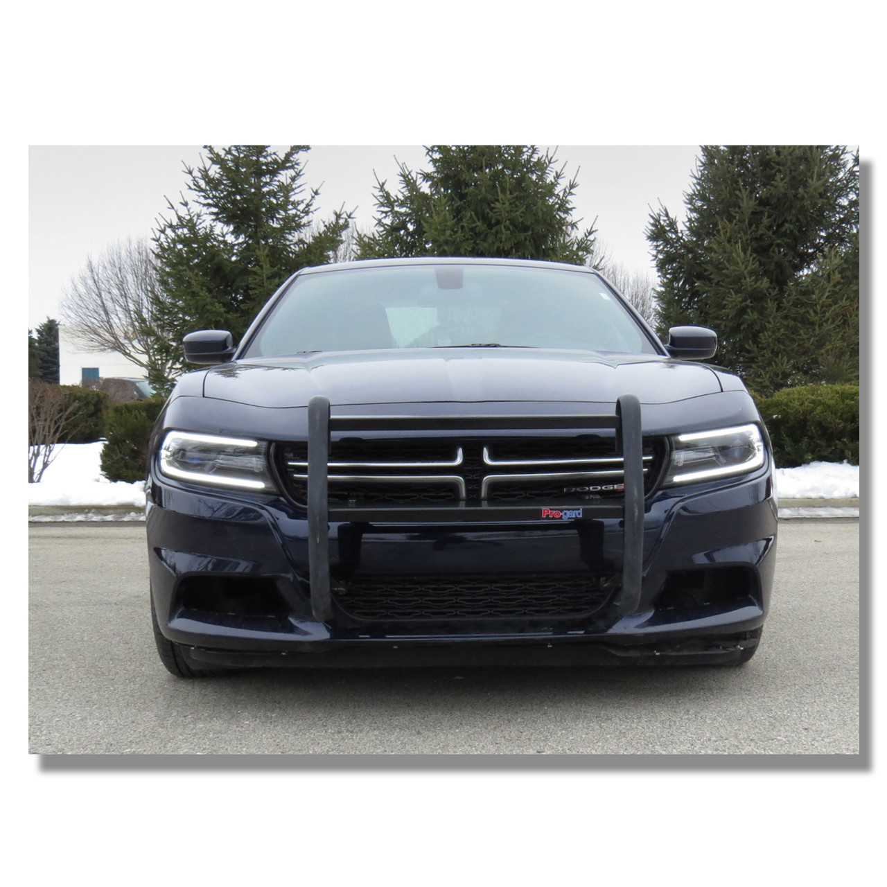 Charger 2011+ Police Push Bumper Grill Guard by Progard