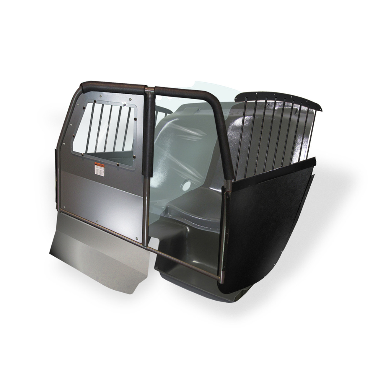 Caprice 2011+ Police Prisoner Transport ProCell Package by Progard, 1 or 2 Prisoners