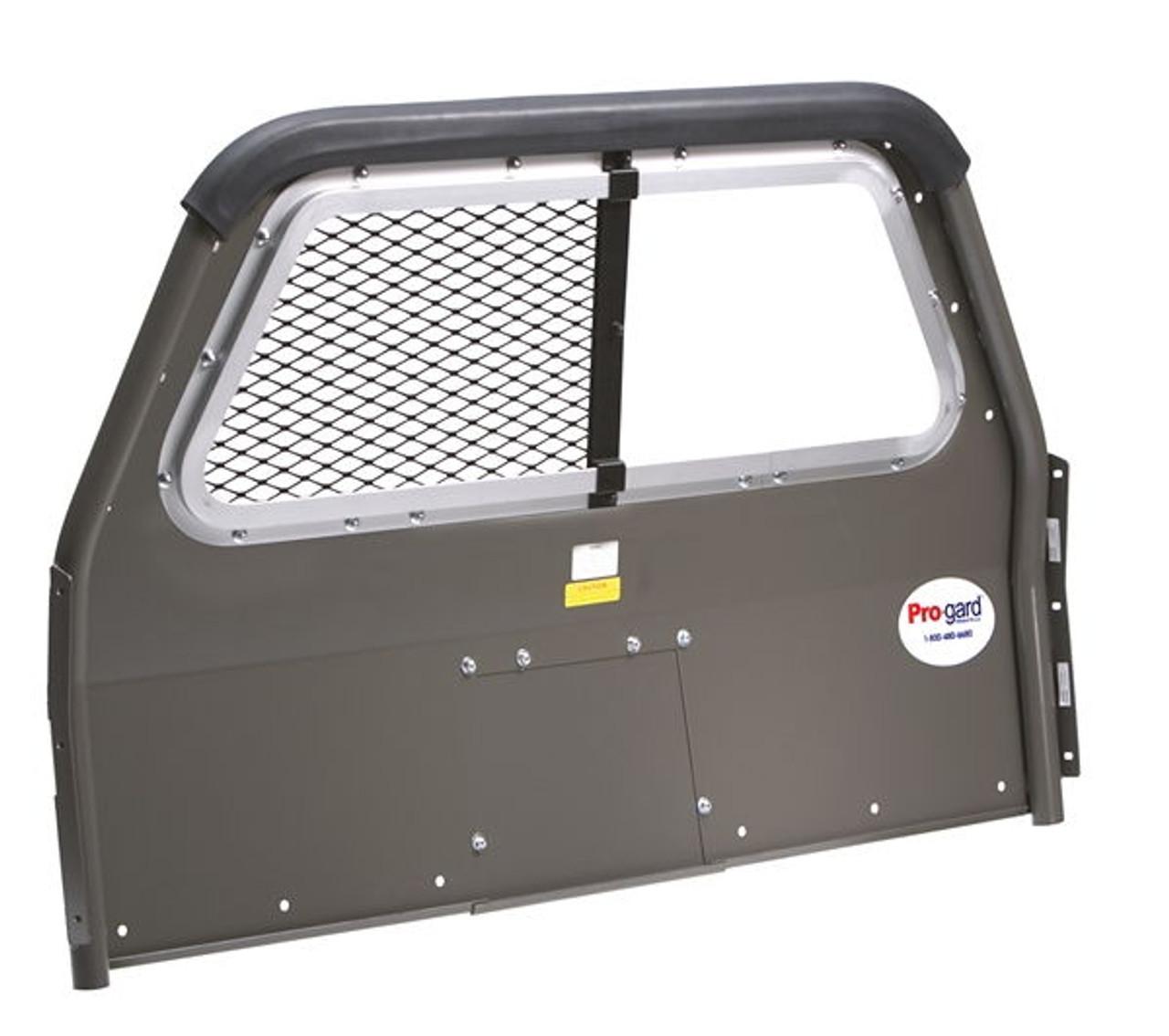 Interceptor SUV Utility (Explorer) Police Partition Cage for Prisoner Transport by Progard, 2013-2019