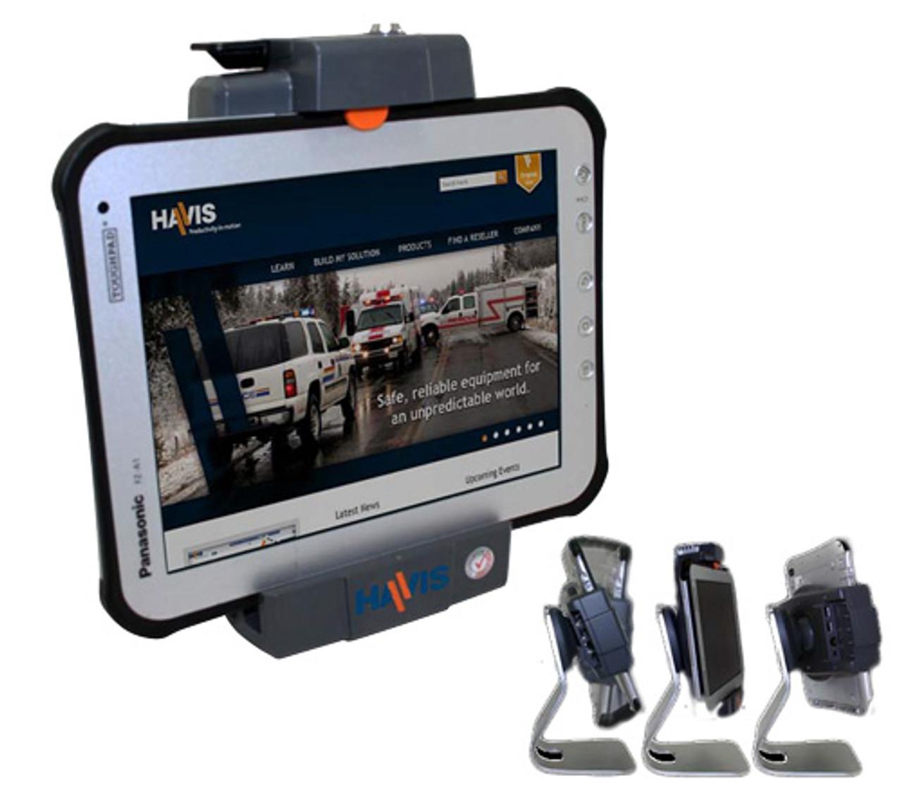 Panasonic Toughpad FZ-A1 tablets Docking Station by Havis