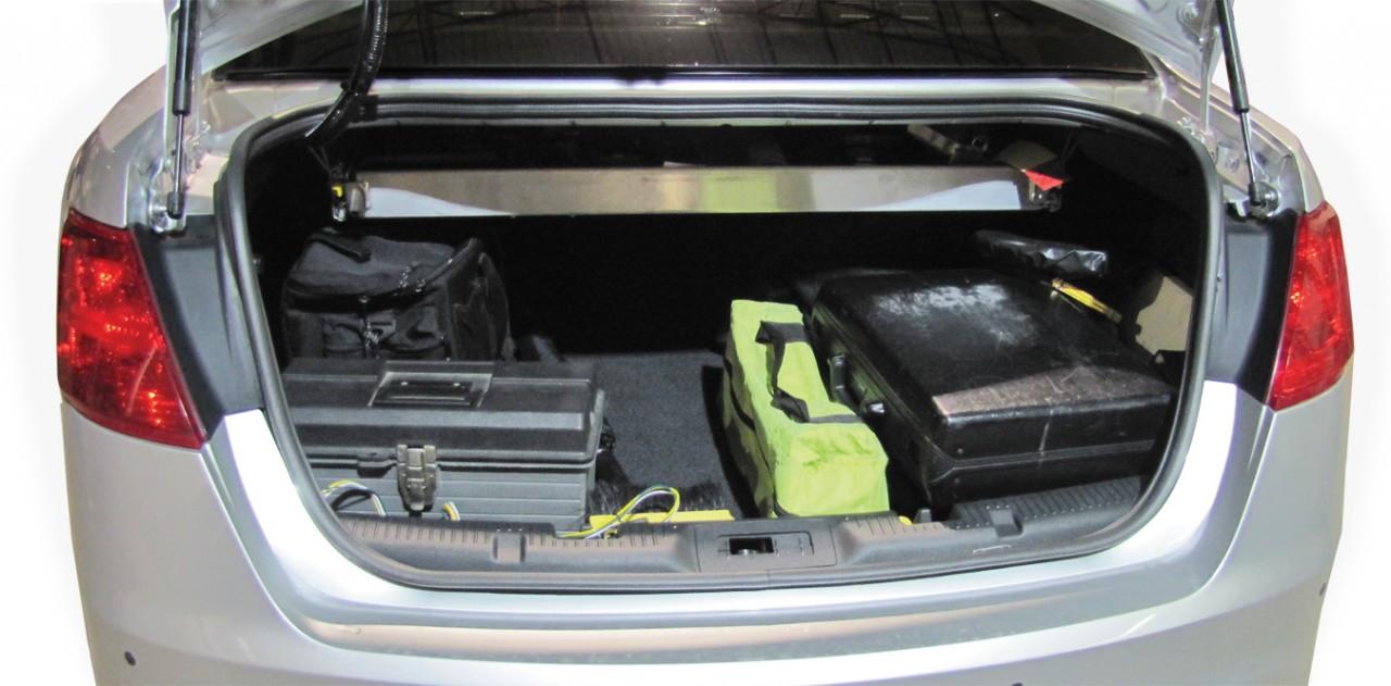 Vehicle Anti Theft SafeStop System