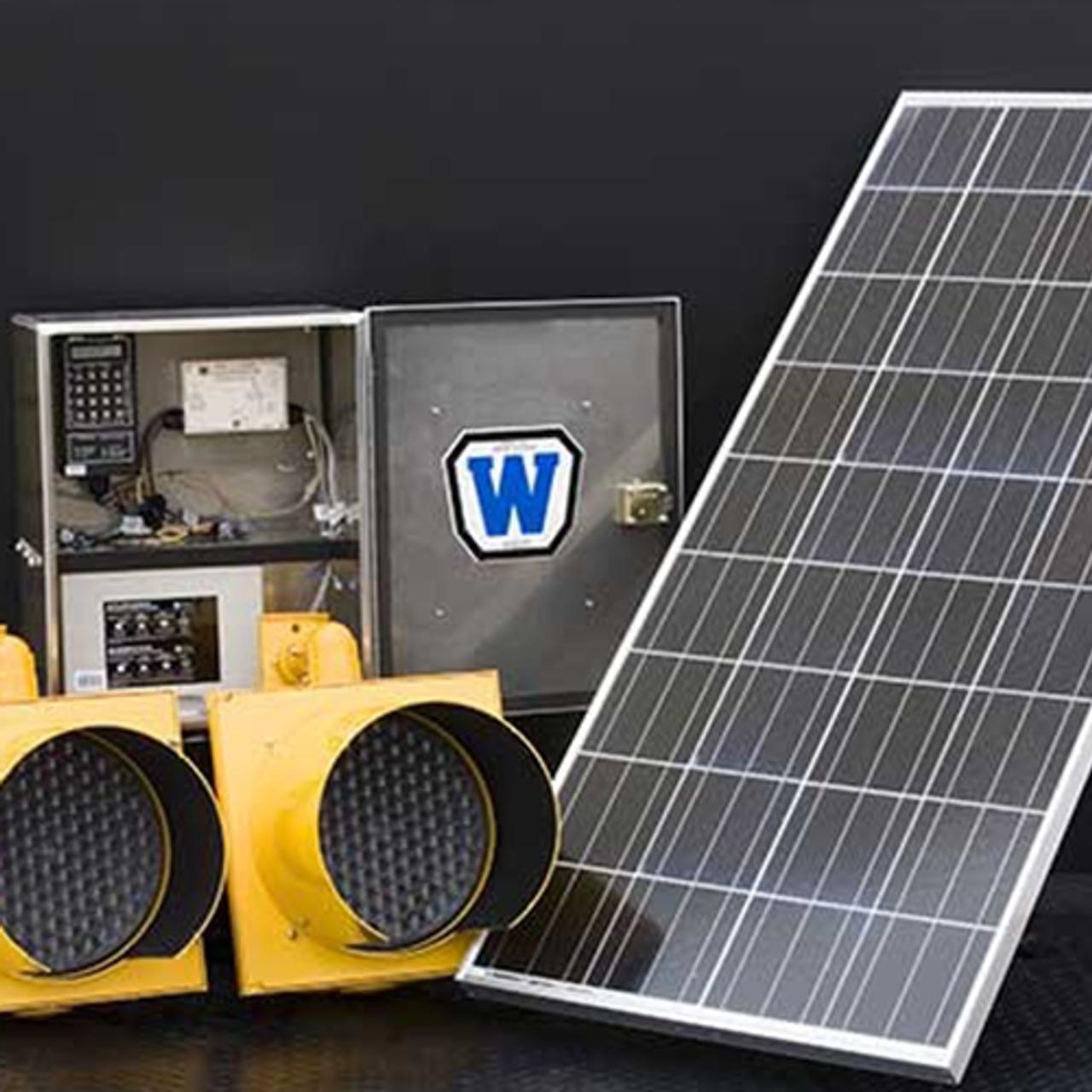 WANCO Flashing Emergency Warning Beacon Light Kits
