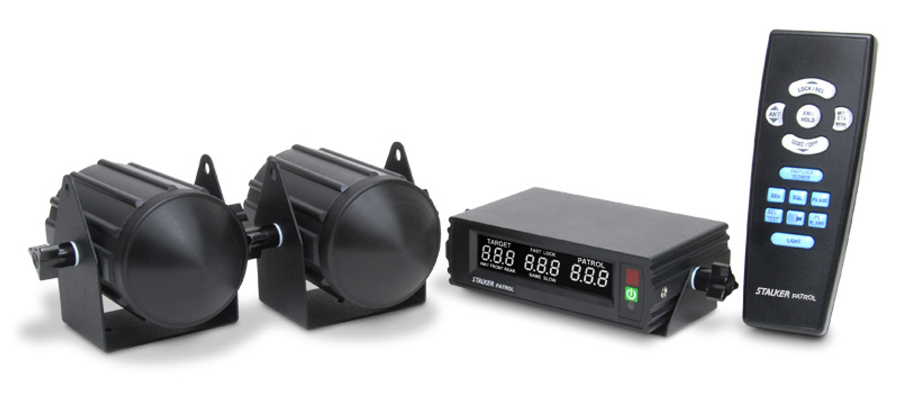 Details about  /Stalker Police Radar Gun Handle-As-Is!