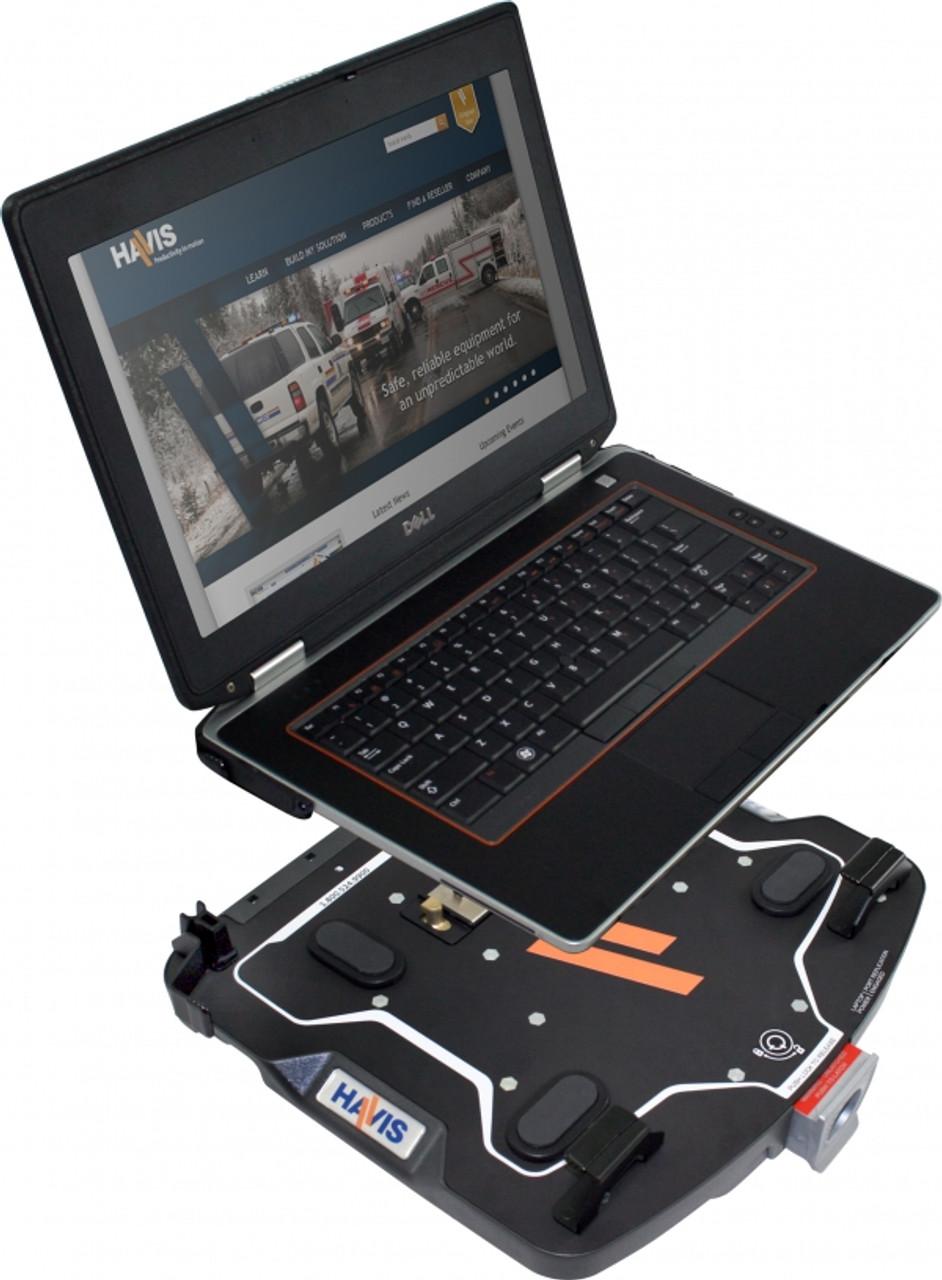 Havis Dell Latitude E6400 / E6410 / E6420 / E6430 ATG Compatible Docking Station