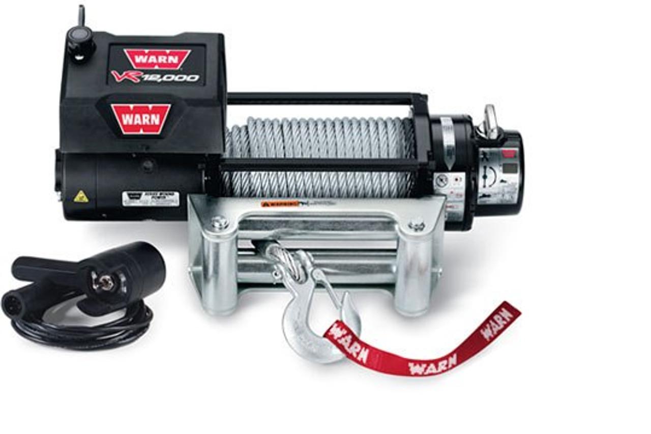 WARN VR1200 Winch on