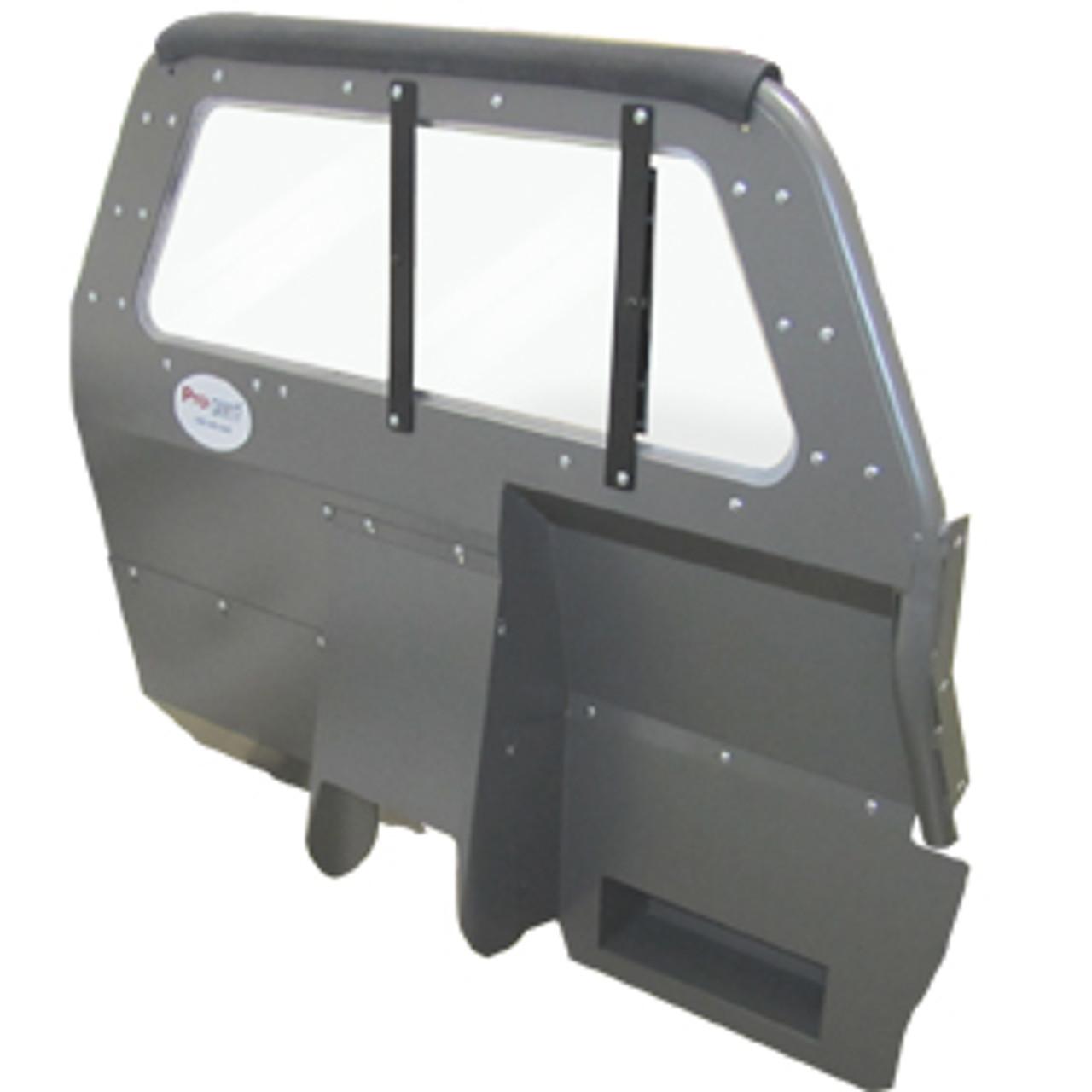 Progard Charger Space Saver Police Partition Cage Prisoner Transport
