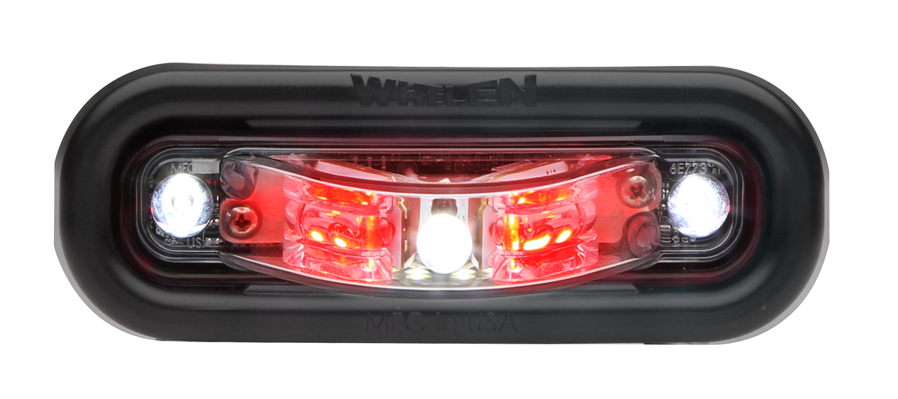 Whelen IONSV3 ION™ V-Series Flush Surface Mount LED Light Head for Warning, Puddle, Takedown
