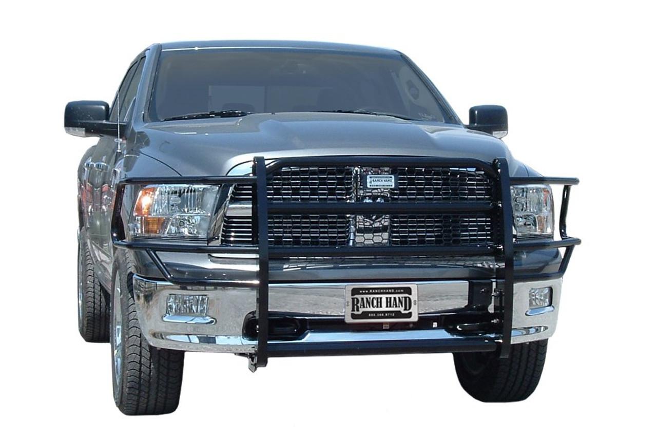 Ranch Hand Dodge Ram Legend Push Bar Bumper Grill Guard