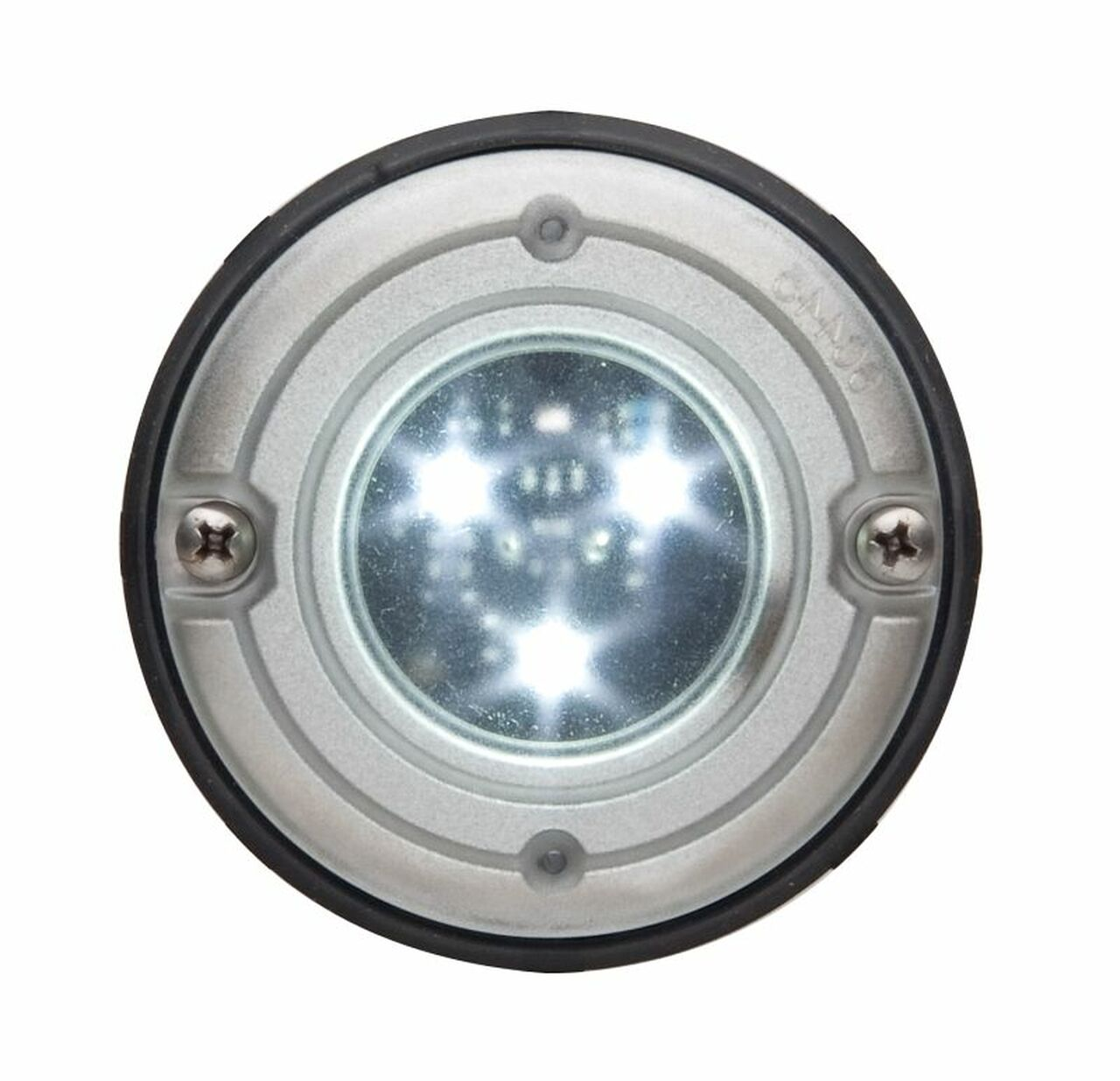Whelen 3 inch Round Super-LED Lighthead Compartment Light