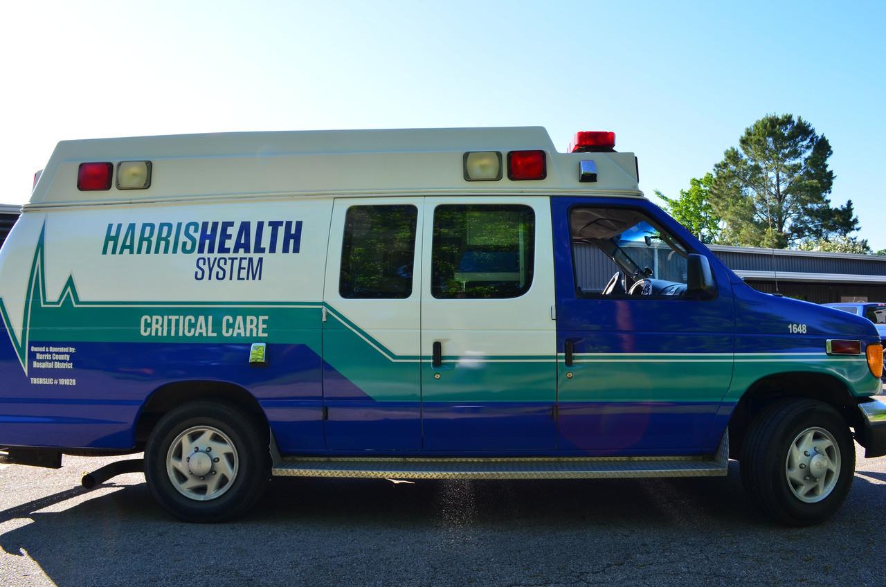 EMS Ambulance Graphics Kit 24