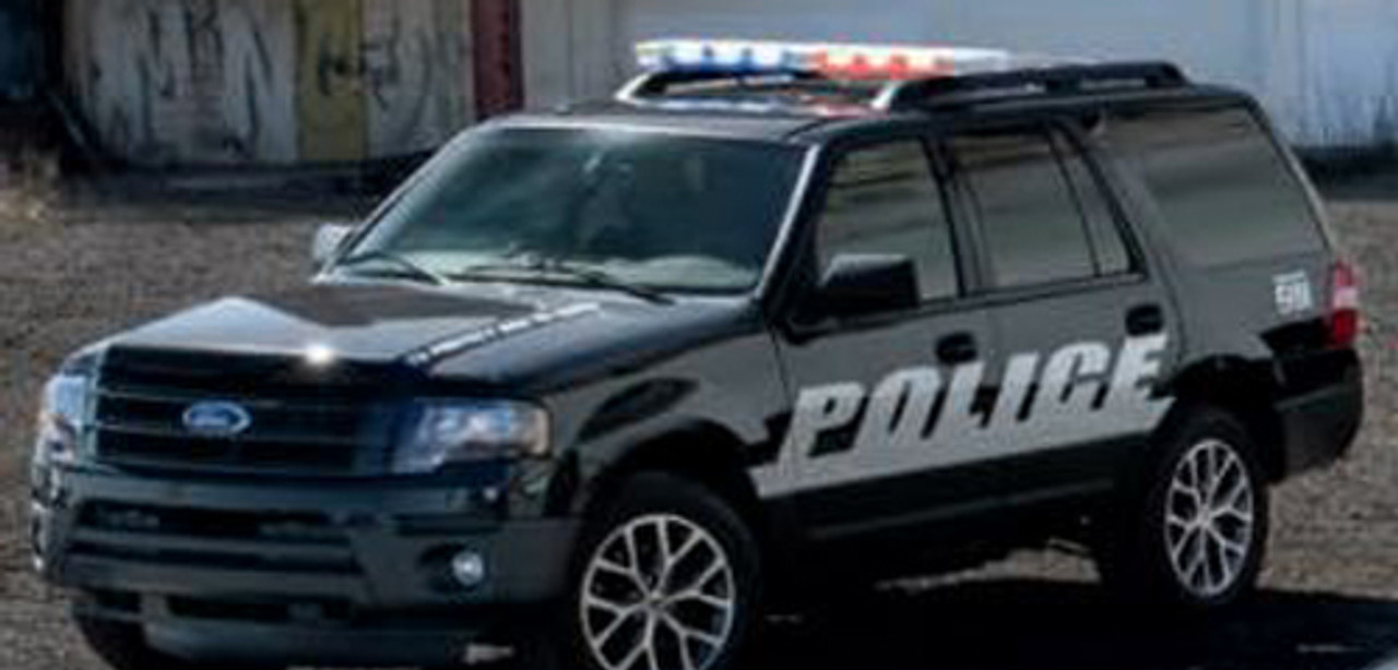 Police Vehicle Graphics Decal Kit FS-22
