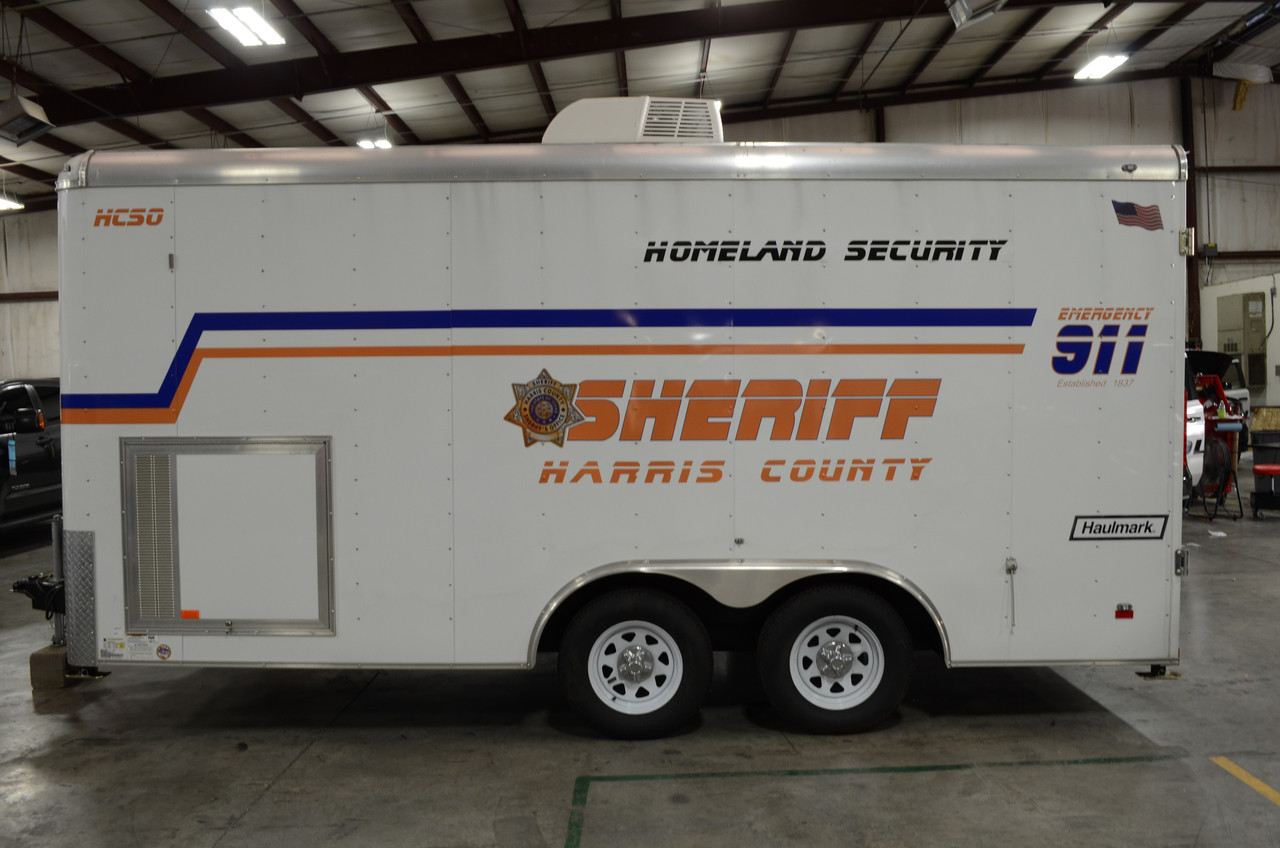 Vehicle Trailer Graphics and Decals