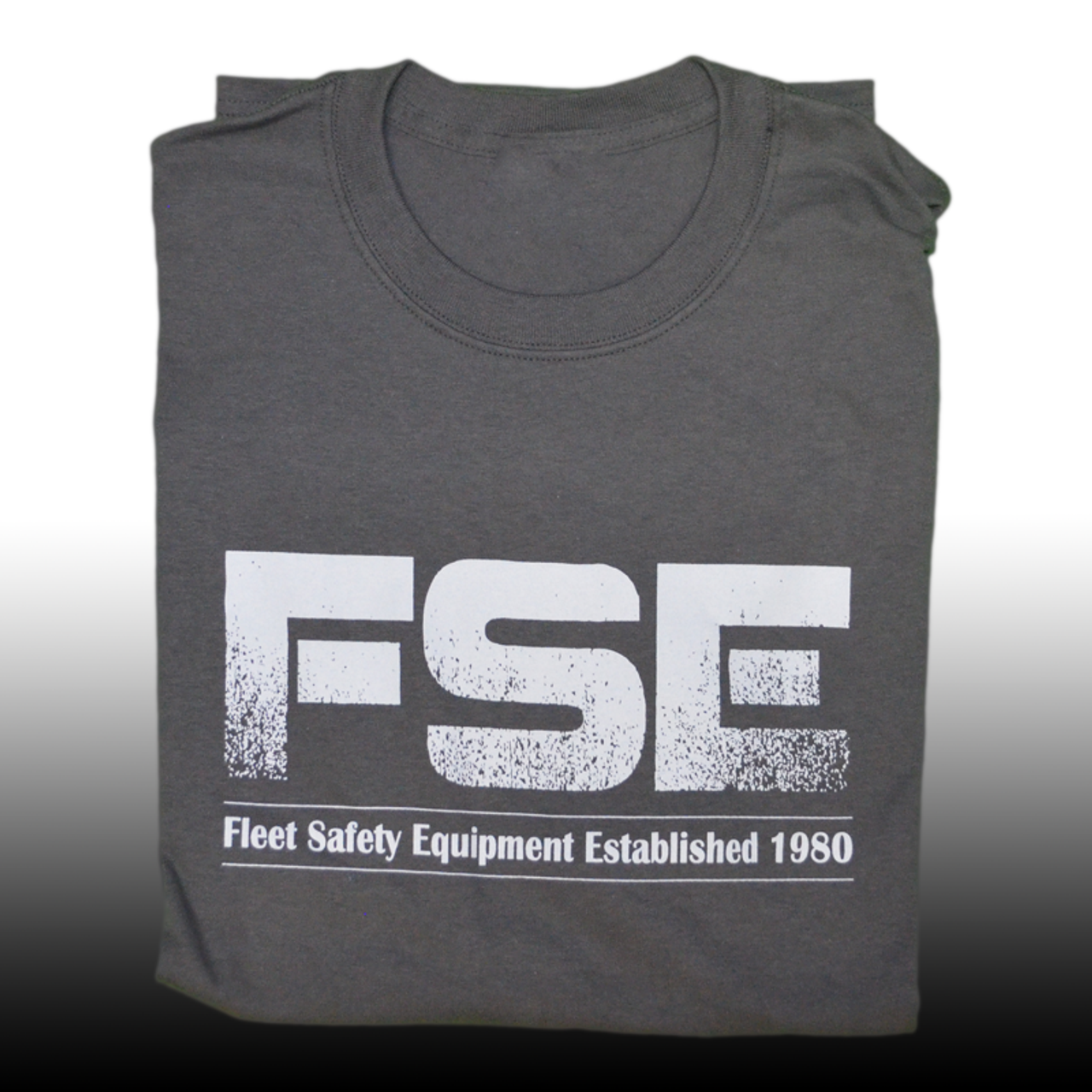 Fleet Safety Classic Grey T-Shirt
