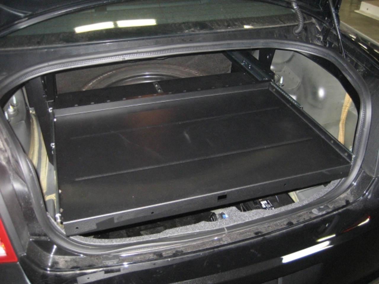 Charger Double Layered Trunk Tray Organizer by Havis 2006-2010