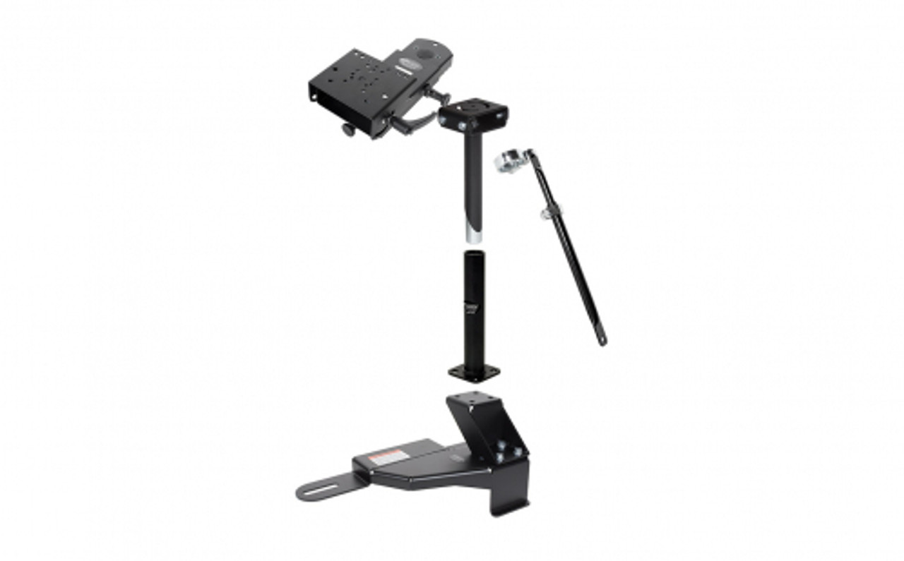 Gamber Johnson 7170-0214 Laptop, Tablet, Keyboard Mount Kit for 2014-2015 Silverado / Sierra Stand Alone