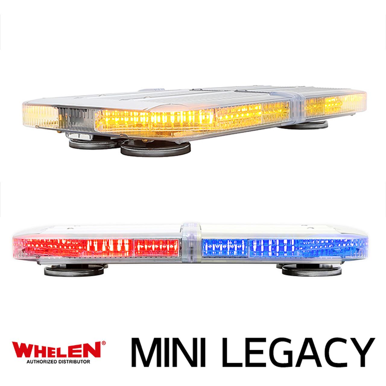 Mini Legacy GT9 Super-LED Light Bar by Whelen