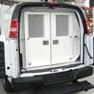 Van Prisoner Transport Inserts