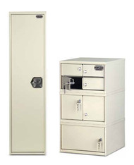 Security Lockers and Lockboxes