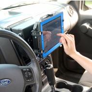 Police Car Tablet Docks and Cradles | Emergency Vehicle
