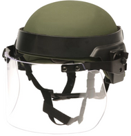 Tactical Riot Face Shields