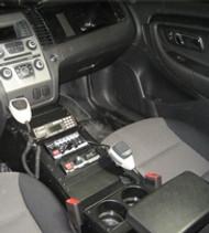 Interceptor Sedan Consoles