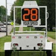 Radar Speed Sign Trailers