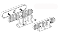 Soundoff Mounting Brackets