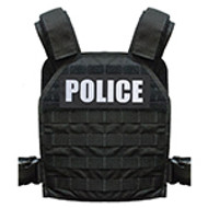 Body Armor Carriers with Optional Ballistic Panels