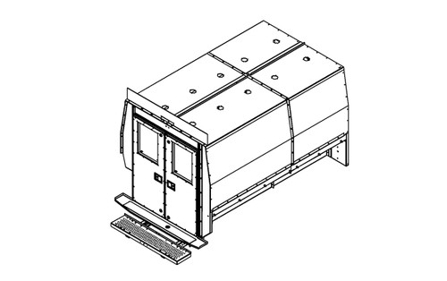 Havis Ford Transit Van 8 Prisoner Transport 80