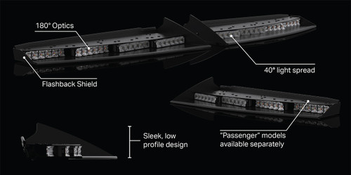 Feniex Police and Emergency Vehicle LED Lights, Sirens