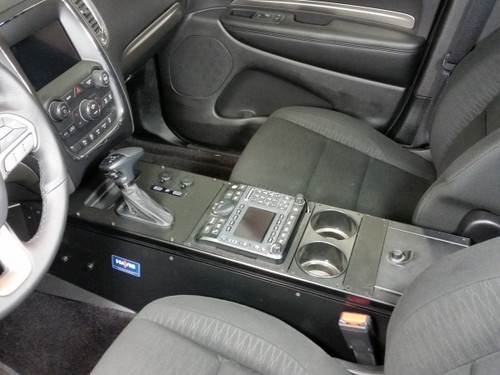 Bumper Guard For Suv >> Setina Dodge Durango Police SUV Cargo Barrier Rear ...