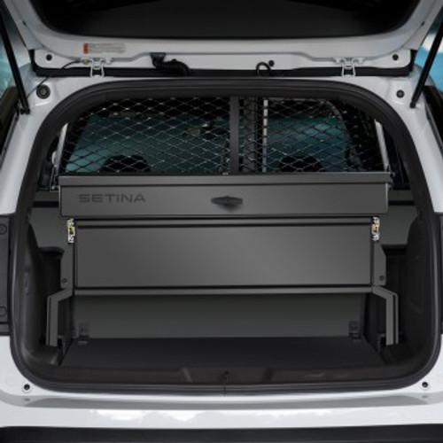 Suv Cargo Organizer >> Ford Expedition Storage Organizer Rear Cargo Box By Setina Still