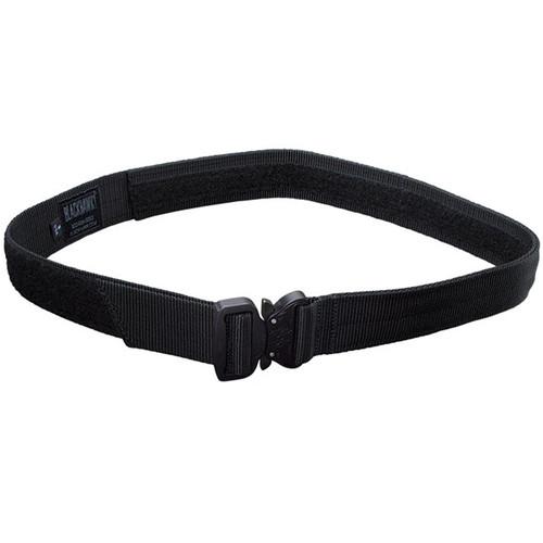 Blackhawk! 41VT4 Instructor's Belt with Cobra Buckle, Black