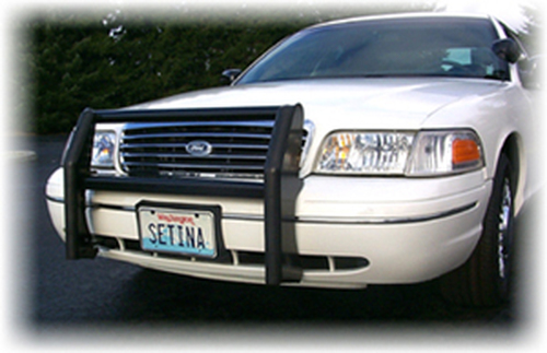 Crown Victoria Push Bumpers