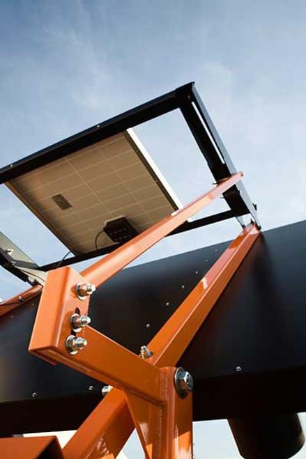 Wanco Arrow Boards | SolarTech Arrow Boards on