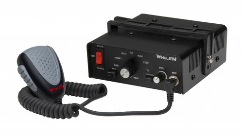 Whelen 295SDA1 Dual Tone Siren and Control Head - Fleet Safety on