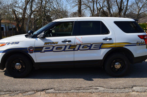 Police Vehicle Graphics and Decals | Police Car Graphics and