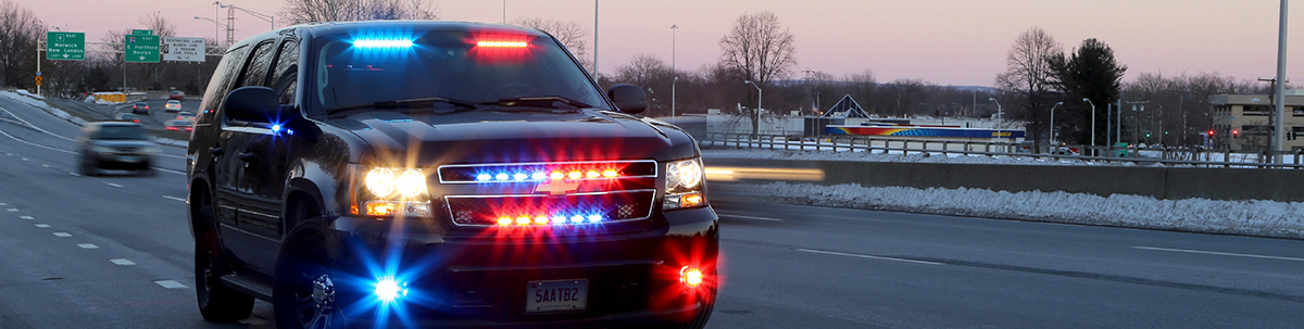 Tahoe 2000-2014 Police Lights and Emergency Vehicle