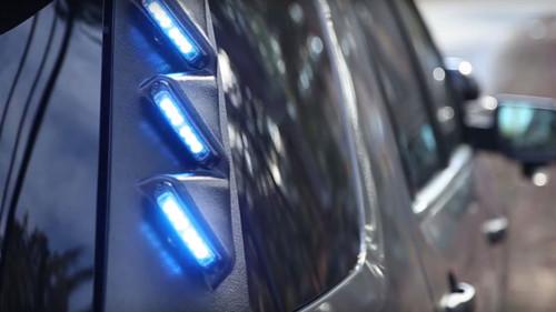 Whelen Ford Police Interceptor SUV Utility Explorer