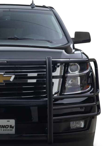 Go Rhino 2007 2019 Tahoe Push Bumper Grill Guard With Wrap